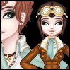 Amelia Earhart by TheHWord
