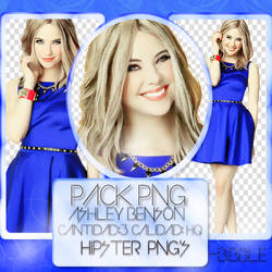 Ashley Benson Pack PNG by byItzeEditions
