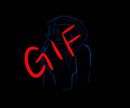 Knuckles Lip Sync Test gif