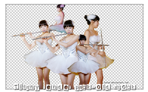Tiffany render pack (old stock) by Luhye