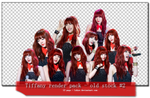(PNGs pack #17) Tiffany render pack - old stock #2
