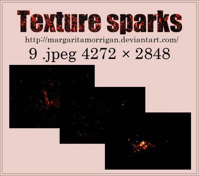 texture sparks by margarita-morrigan