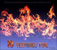 Fire Texture by margarita-morrigan