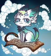 Elnin Floating Book
