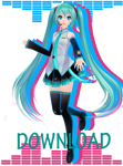 .:TDA:. Hatsune Miku PDF Style - DL