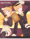 DL: Tda Mirror Sound's Kingdom [HBD RIN AND LEN!!]