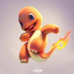 Charmander - Basic Pokemon: Colors [GIF]