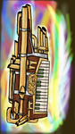 Masterpiece Keytar