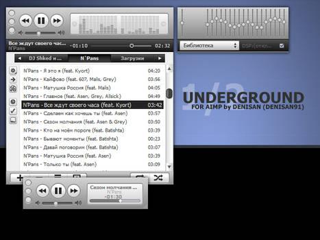iTunes Underground 1.2 AIMP