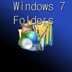 Windows 7 Icon folder Package by Freak180