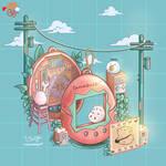 GIF - Nostalgic Tamagotchi