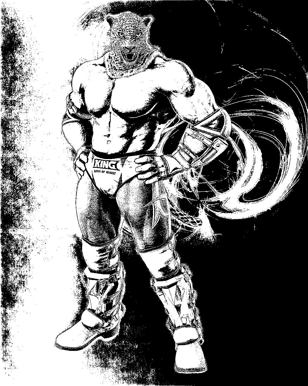 Tekken 6 King By Zixzate On Deviantart