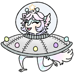 Browtober - UFO Ray