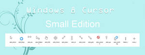 Windows 8 Small Cursors