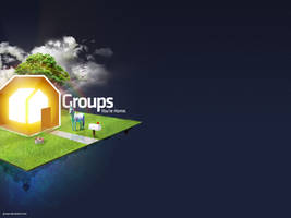 Groups Wallpaper by TheRyanFord