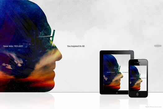 Steve Jobs_You Inspired Us All