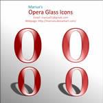 Opera Glass Icons