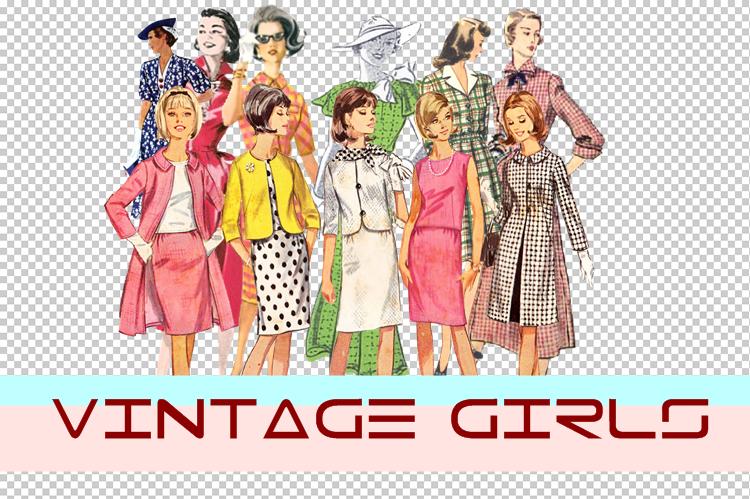 Vintagegirlsbykaibaekisheart by KAIBAEKISHEART
