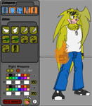 Create A Fursona v3 Male