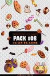 KARMA Halloween PNG'S #08