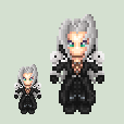 Sephiroth RMXP's version by Onizzuka