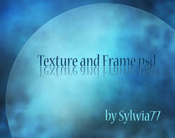 Texture and Frame png by Sylwia77