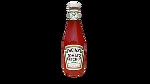 Ketchup by ketokeas