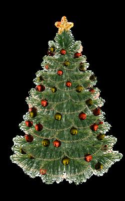 [MMD]Christmas tree DL