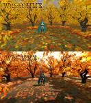 [MMD]Autumn Stage