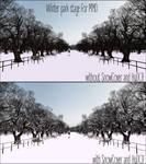 [MMD DL]Winter Park Stage