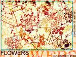 PS flower brushes