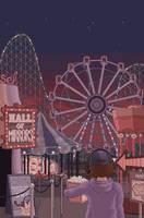 amusement park by radshoe
