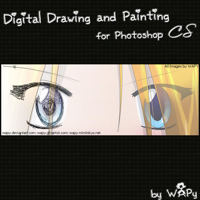 Tutorial - Digital Painting by wapy