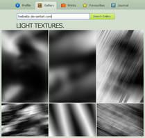 +Light Textures by LoeBiebs