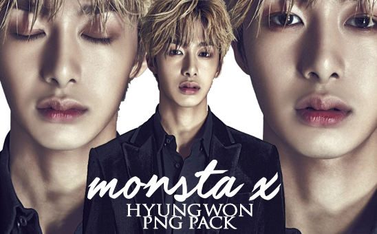Monsta X Hyungwon Png Pack By Yan S By Imhanny2615 On Deviantart