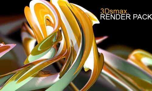3Dsmax Render Pack by boogybro