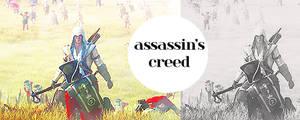 Assassin's Creed PSD