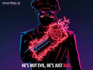 Satan Ninja 198X - Just Bad