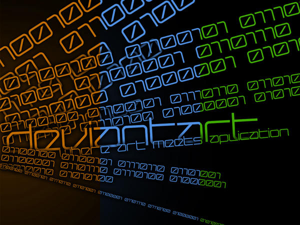 Binary Wallpaper Pack by remota on deviantART