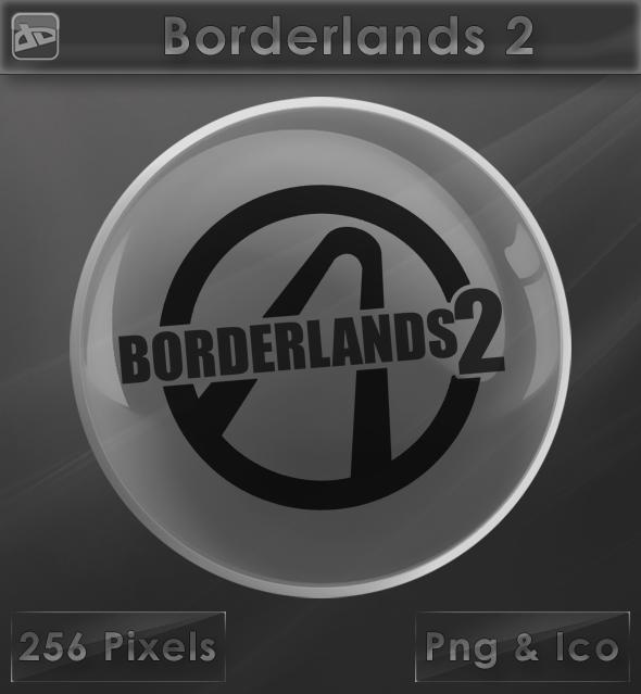 Borderlands 2 Glass Icon By Voidsentinel On Deviantart
