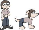 Hypnosis dog TF