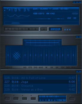 Blue Hi-Fi by J-87