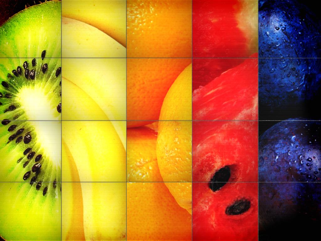 Fruits of Summer Wallpaper by 0ziriz