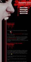 FREE vampire journal by Sarnika