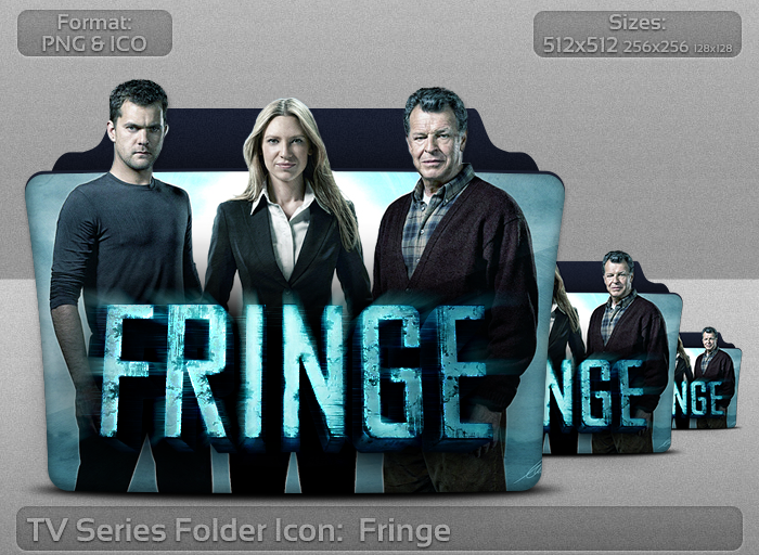 Fringe TV Serie Folder Icon by atty12