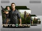 Terra Nova - Tv Serie Folder Icon