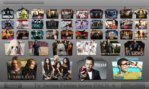 Pack 4 - TV Series Folder Icons