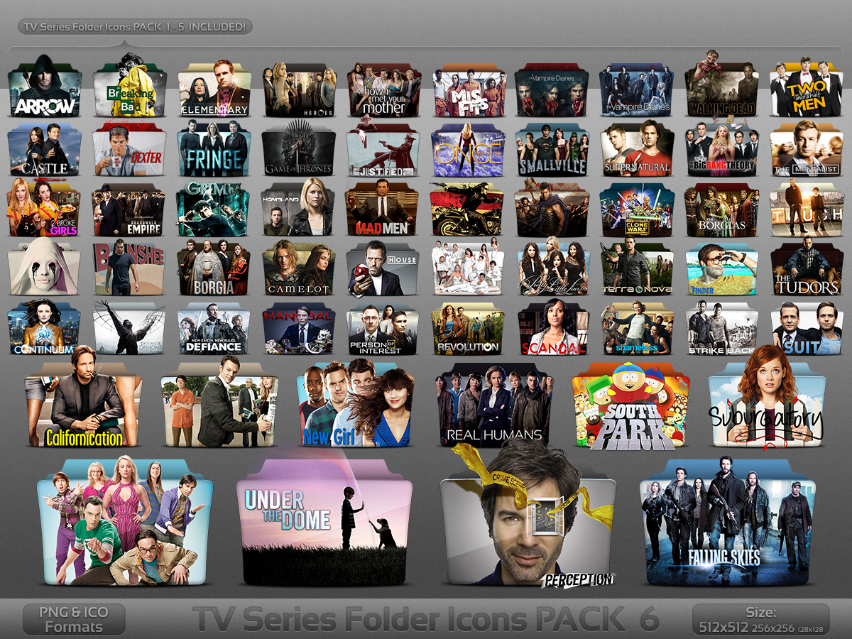 how to download tv series