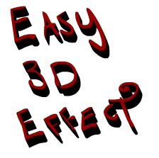 Flash 3D Effect by Julianrocks