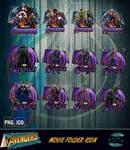 Avengers Folder Icon by 2DAY--4U
